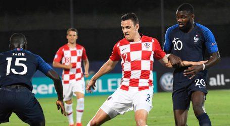 Mladi 'Vatreni' ostali bez šansi za polufinale EURO-a