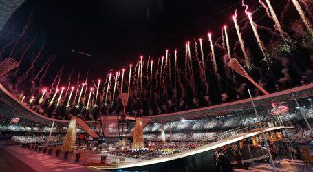 Svečano otvorene druge Europske igre u Minsku