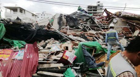 Tri žrtve i deseci nestalih pod ruševinama zgrade u Kambodži