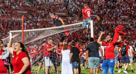 Mallorca se vratila u prvu ligu nakon šest godina
