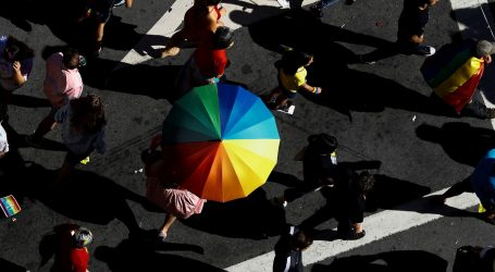 Stotine tisuća na gay prideu u Sao Paulu