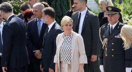 Na predsjedničin prijem nisu došli Milanović, Škoro, Kolakušić i Pernar