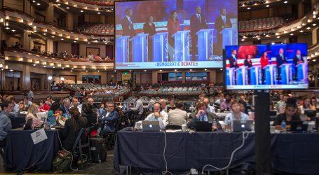 Više od 15 milijuna ljudi pratilo prvu tv debatu američkih demokratskih predsjedničkih kandidata
