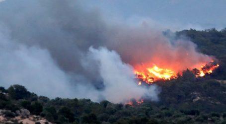 Vrućine u Europi izazivaju požare i zdravstvene probleme