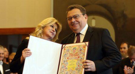 Hrvatskom zboru sportskih novinara dodijeljena Povelja Republike Hrvatske