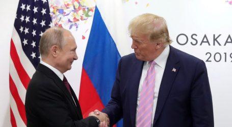 Trump ironično pozvao Putina da se ne miješa u američke izbore 2020.