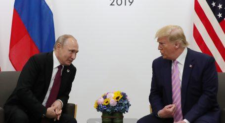 Putin najavio da će Rusija poduzeti sve da poboljša odnose sa SAD-om