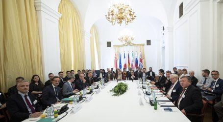 Iran od Europe traži zaštitu od američkih sankcija