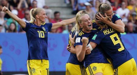 Šveđanke eliminirale favorizirane Nijemice