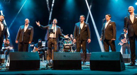 FOTO: Koncert Klape Rišpet u Ljetnom kazalištu Križanke
