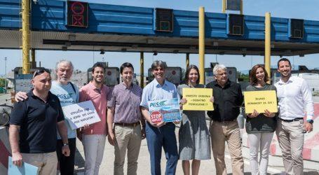 PGS traži da hrvatska Vlada ukine mostarinu na Krčkom mostu