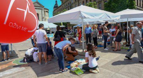Javno-zdravstvena akcija 'Sve za tvoje srce' dolazi na Cvjetni trg
