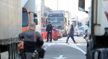 Autoprijevoznici ogorčeni zbog zatvaranja Murskog Središća