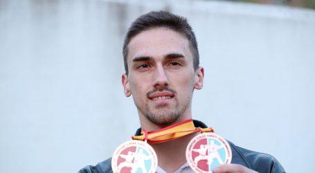 Ivan Kvesić osvojio srebrnu medalju na Svjetskoj ligi u Šangaju