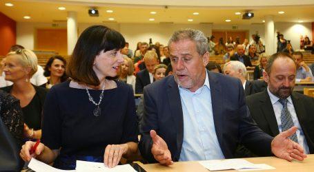 NOVI POTRES: Bandić zatražio smjenu Divjak, oglasilo se Ministarstvo