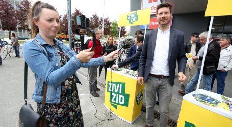 Vladimira Palfi tražit će aktivaciju saborskog mandata