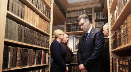 SCENARIJ DO KOJEG SU DOVELE EUROPSKE AMBICIJE: Plenković u Bruxelles, a predsjednica na čelo HDZ-a