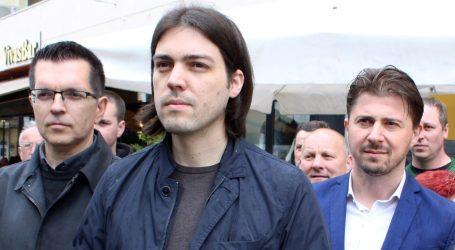 ŽIVI ZID Sinčić suspendirao odmetnutog Bunjca