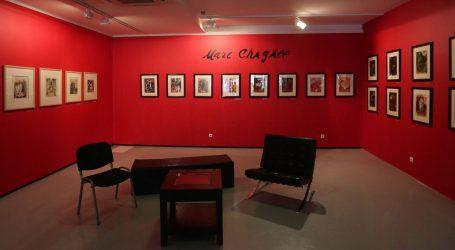 Izložba djela Marca Chagalla od 6. lipnja u riječkoj Galeriji Kortil