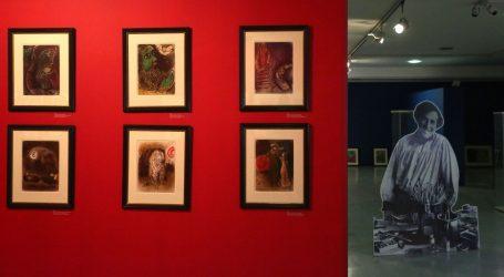 Otvorena prva izložba Marca Chagalla u Rijeci