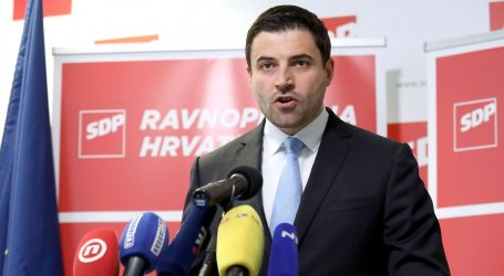 """BERNARDIĆ: """"Vlada je okrenuta krupnom kapitalu, a zanemaruje najveći broj radnika"""""""