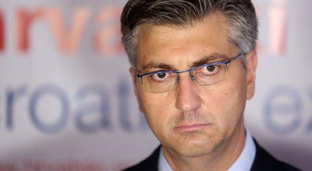 """PLENKOVIĆ U BRUXELLESU: """"Želimo čuti kako socijalisti i liberali dišu"""""""