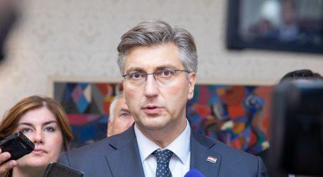 Najbliži suradnici premijera Plenkovića zagovaraju širu rekonstrukciju Vlade