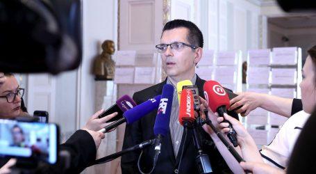 Branimir Bunjac sudjelovao u prometnoj nesreći