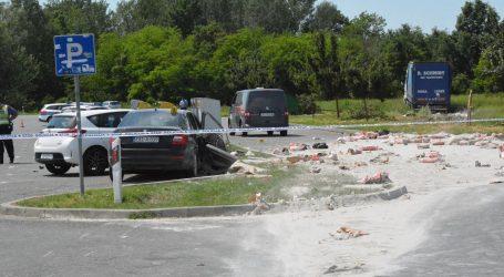 Još nije poznat uzrok nesreće: Vozač kamiona noć proveo u pritvoru
