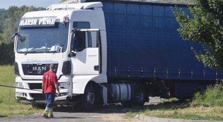 """Uhićen vozač kamiona: """"Naše pravo je zadržati ga 24 sata"""""""
