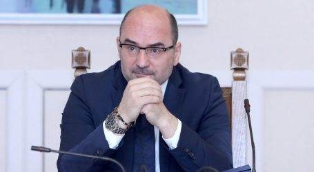 Milijan Brkić doživio prometnu nesreću