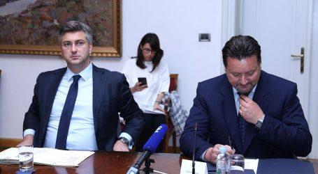 Plenković smatra da Kuščevićev propust nije mega-razmjera