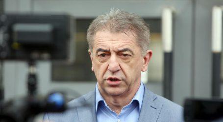 Milinović krenuo u Zagreb, traži da ga Plenković hitno primi
