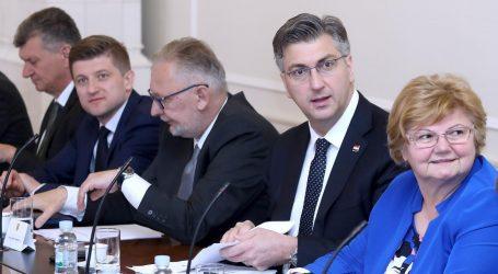 """PLENKOVIĆ: """"Europska komisija je mirovinsku reformu ocijenila dobrom"""""""