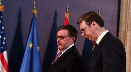 Vučić i Palmer složili se da su carine prepreka dijalogu Srbije i Kosova