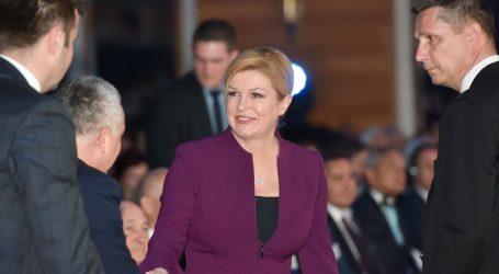Grabar Kitarović osudila barbarski napad u Supetru