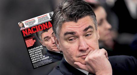 Za razliku od predsjednice Milanović nakon pobjede neće na Pantovčak nego u Visoku