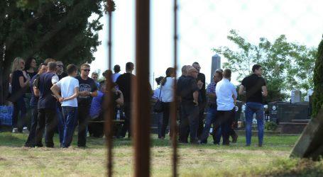 ERDUT Sahrana djevojčica poginulih kod Novske