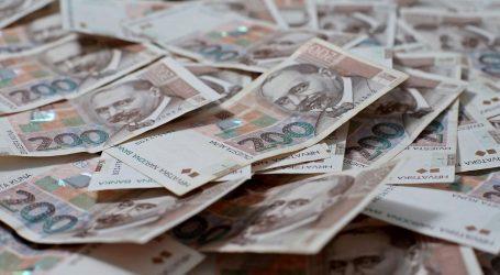 Nastavak dvoznamenkastog rasta gotovinskih nenamjenskih kredita
