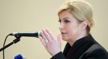 Predsjednica čestitala Dan antifašističke borbe