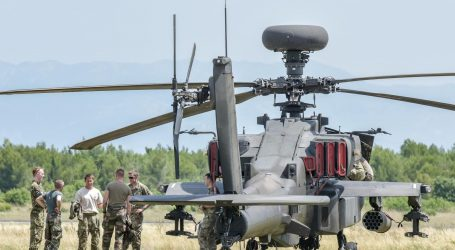 Pukovnija Vojne policije na vojnoj vježbi Swift Response 19 kao potpora u zaštiti snaga