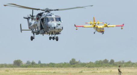 MORH 'Zbog vojne vježbe Swift Response 19 pojačan zračni i cestovni promet'