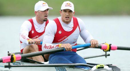 Braća Sinković u polufinalu Europskog prvenstva u veslanju