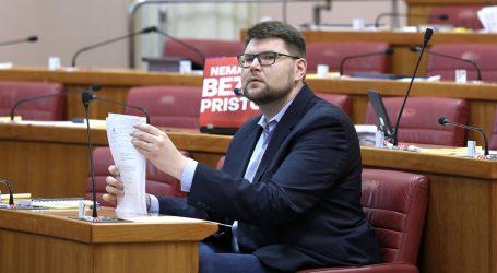 """GRBIN: """"HDZ je tražio da se na Odboru za Ustav ne raspravlja o Plenkoviću"""""""