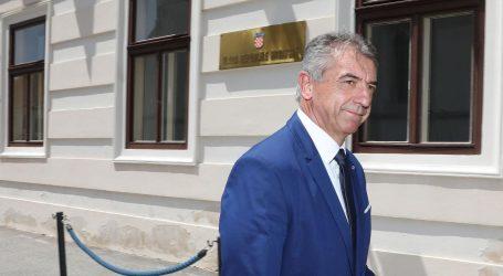 """MILINOVIĆ U ZAGREBU: """"Ne odlazim dok ne riješim problem"""""""