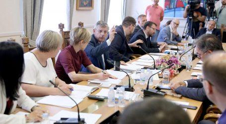 Odbor za Ustav nije raspravljao o Povjerenstvu