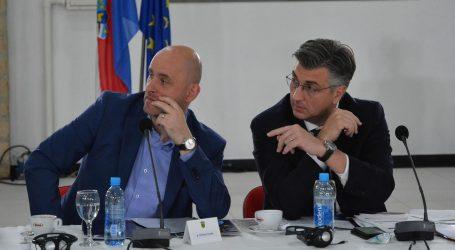 Plenković i Tolušić s kineskim ministrom poljoprivrede