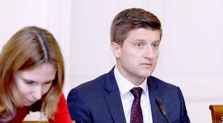 Zdravko Marić za jednak pristup plaćama svih državnih i javnih službenika