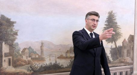 Plenković odbio komentirati napise o hrvatskim kandidaturama za šefa EK