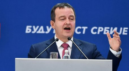 Dačić kaže da je odgoda summita u Parizu poraz, ali najmanje poraz Srbije